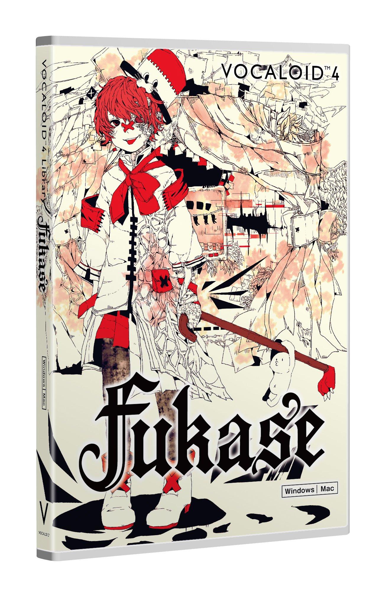 VOCALOID Fukase Box Art
