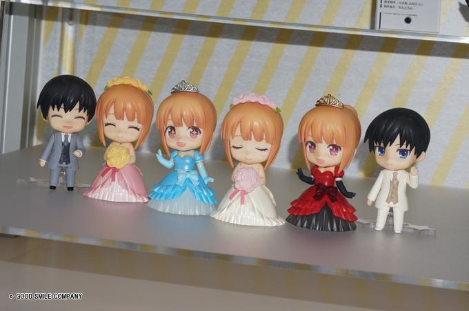Nendoroid More: Dress-up Wedding Source:https://twitter.com/gsc_mamitan/status/625557695731347457