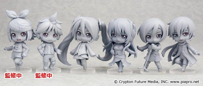 Nendoroid Petite: Hatsune Miku Selection Renewal Source: https://twitter.com/gsc_kahotan/status/696129523343986688