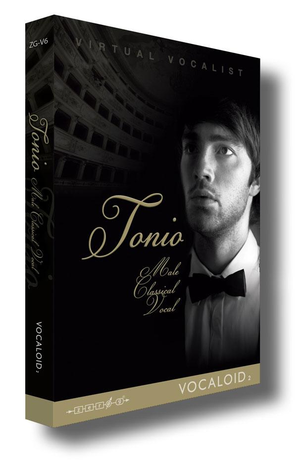 Tonio's Box Art