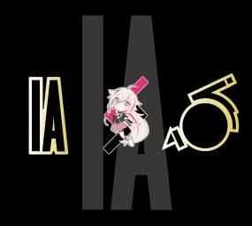 Image of IA Pin sold at ComiKet 92