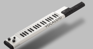 Image of VOCALOID Keyboard 2017