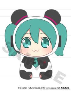 Image of SVIP Exclusive Panda Miku