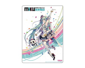 MIKU WITH YOU Poster