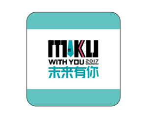 MIKU WITH YOU Wristband