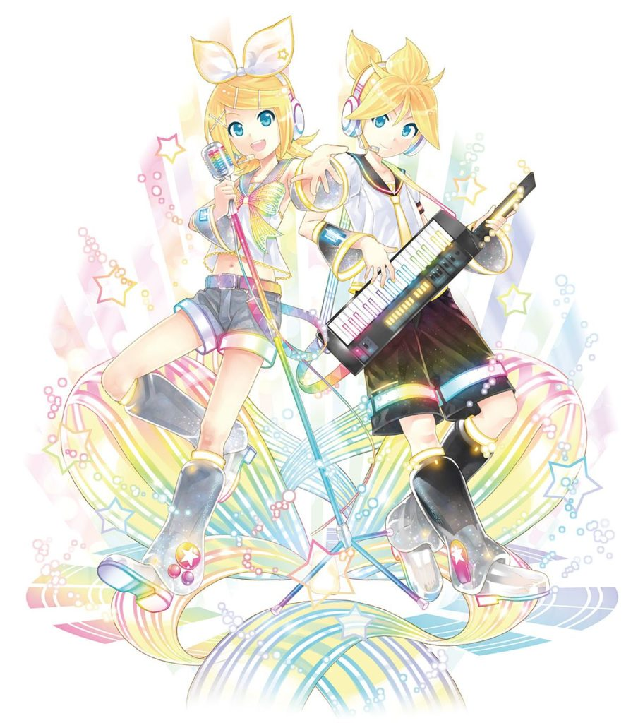 Kagamine Rin And Len 10th Anniversary Celebrations Begin