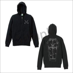Vampire Fest hooded jacket