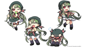 Xin Hua Chibi Illustrations Featured Image