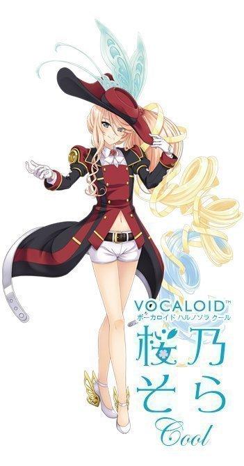 VOCALOID 5 & VOICEROID2 Haruno Sora Officially Announced! - VNN