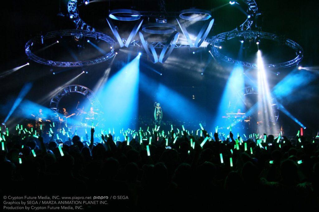 Miku Expo Concert Footage