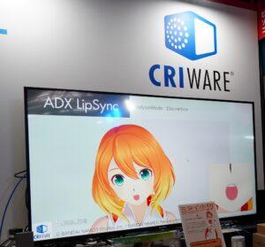 Mirai demonstrating ADX LipSync