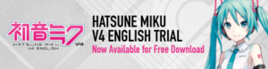 Miku V4X Demo