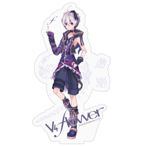 Flower Acrylic Stand