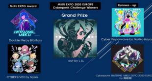 Miku Expo FanForge Winners Featured Image
