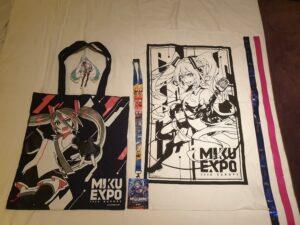 Miku Expo 2020 VIP Merchandise