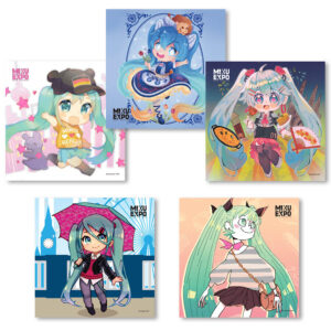 Miku Expo 2020 Art Prints