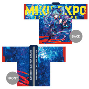 Miku Expo 2020 Happi