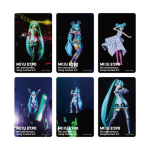 Miku Expo 2020 Sonoca Cards